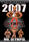 2007 Mr. Olympia Double DVD (Dual price US$34.95 or A$49.95)