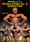 MUSCLETIME No. 5 – SHOWTIME! (Dual price US$34.95 or A$49.95)