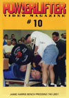 Powerlifter Video Magazine Issue # 10