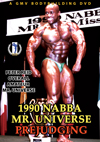 1990 NABBA Amateur & Professional Universe: The Men - Prejudging