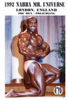 1992 NABBA Universe: The Men -Prejudging