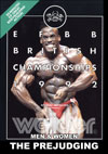 1992 EFBB British Championships: Prejudging Men & Women