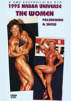1995 NABBA Universe: The Women - Prejudging & Show