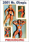 2001 Ms. Olympia Prejudging