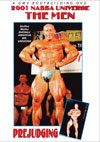 2001 NABBA Mr. Universe: Men's Prejudging