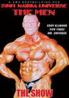 2001 NABBA Mr. Universe: The Men - The Show