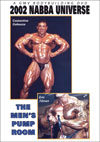 2002 NABBA Universe: The Men's Pump Room