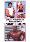 2003 Australian Grand Prix - Pump Room