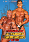 2008 NABBA-WFF International Championships - The Men