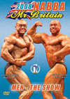 2008 NABBA Mr Britain: Men - The Show