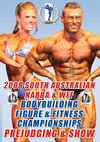 2008 NABBA/WFF South Australian Bodybuilding and Figure Championships