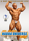 2008 NABBA UNIVERSE: MEN - THE SHOW