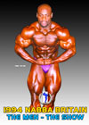 1994 NABBA Britain - The Men - The Show