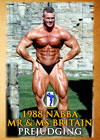 1988 NABBA Mr and Ms Britain - Prejudging