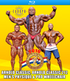 2016 Arnold Classic USA Pro Men on Blu-ray: Arnold Classic, 212, Men's Physique & Pro Wheelchair