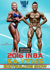 2016 INBA S.A. TITLES - BODYBUILDING SHOW
