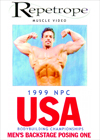 1999 NPC USA CHAMPIONSHIPS: MEN'S BACKSTAGE POSING #1 on Download