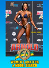 2017 ARNOLD AUSTRALIA WOMEN'S AMATEUR & MODEL SEARCH - 2 DVD Set