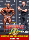 2017 IFBB ARNOLD AUSTRALIA AMATEUR MEN'S VIDEO FILE