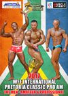 2017 WFF International Pretoria Classic Pro Am - The Men's DVD