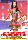 2017 Arnold Amateur USA Women's DVD #2: FITNESS, PHYSIQUE, WOMEN'S & MASTERS BODYFITNESS