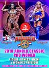 2018 Arnold Classic Pro Women: FIGURE, FITNESS, BIKINI & WOMEN'S PHYSIQUE