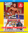 2018 Arnold Amateur NPC Men's Physique & 2018 International Sports Hall of Fame Awards on Blu-ray