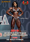 2019 WOMEN'S PHYSIQUE OLYMPIA PREJUDGING & Oksana Grishina's OG POLE FITNESS
