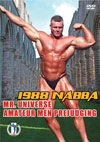 1988 NABBA Amateur Universe: The Men - Prejudging