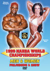 1999 NABBA World Championships: Men & Women – Prejudging & Show