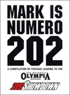 Mark Dugdale: Mark is Numero 202 (Dual price US$39.95 or A$49.95)