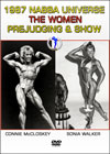 1987 NABBA Universe: The Women - Prejudging & Show