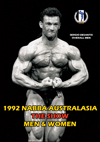 1992 NABBA Australasia - Show: Men & Women
