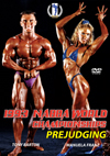1993 NABBA World Championships: The Prejudging