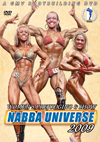 2009 NABBA UNIVERSE: THE WOMEN - PREJUDGING & SHOW
