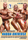 2009 NABBA Universe: Triple Pack – 3 Disc Set Men & Women Special Deal - Prejudging & Show