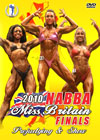 2010 NABBA MISS BRITAIN FINALS:  Prejudging and Show