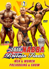 2010 NABBA Britain Finals: Triple Pack Men & Women - Special Deal