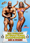 2010 NABBA-WFF International Championships - 2 DVD Set Men & Women