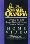 1985 Mr. Olympia (Historic DVD)