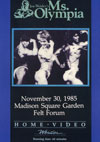1985 Ms. Olympia (Historic DVD) (Dual price US$39.95 or A$49.95)