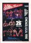 1990 Mr. Olympia (Historic DVD) (Dual price US$39.95 or A$49.95)