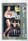 1992 Mr. Olympia (Historic DVD) (Dual price US$39.95 or A$49.95)