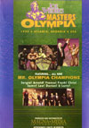 1995 Masters Olympia, with Mr. Olympia Reunion (Dual price US$29.95 or A$39.95)