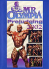 2002 Mr. Olympia - Prejudging: Dual Price (US$39.95 or A$54.95)