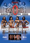 2010 Olympia Women's DVD (US$39.95 or A$59.95)