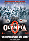 2011 Mr. Olympia (US$39.95; A$49.95)