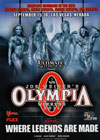 2011 Olympia Women's DVD (US$39.95; A$49.95)