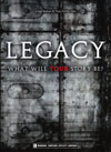 Mark Dugdale - Legacy (Dual price US$39.95 or A$49.95)