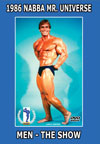 1986 NABBA Mr Universe - Men The Show